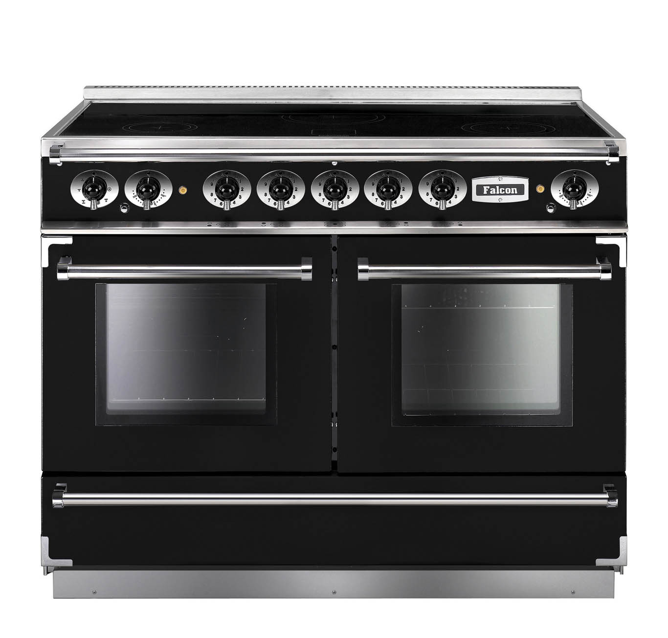 Falcon Continental 1092 Induction Black Range Cooker