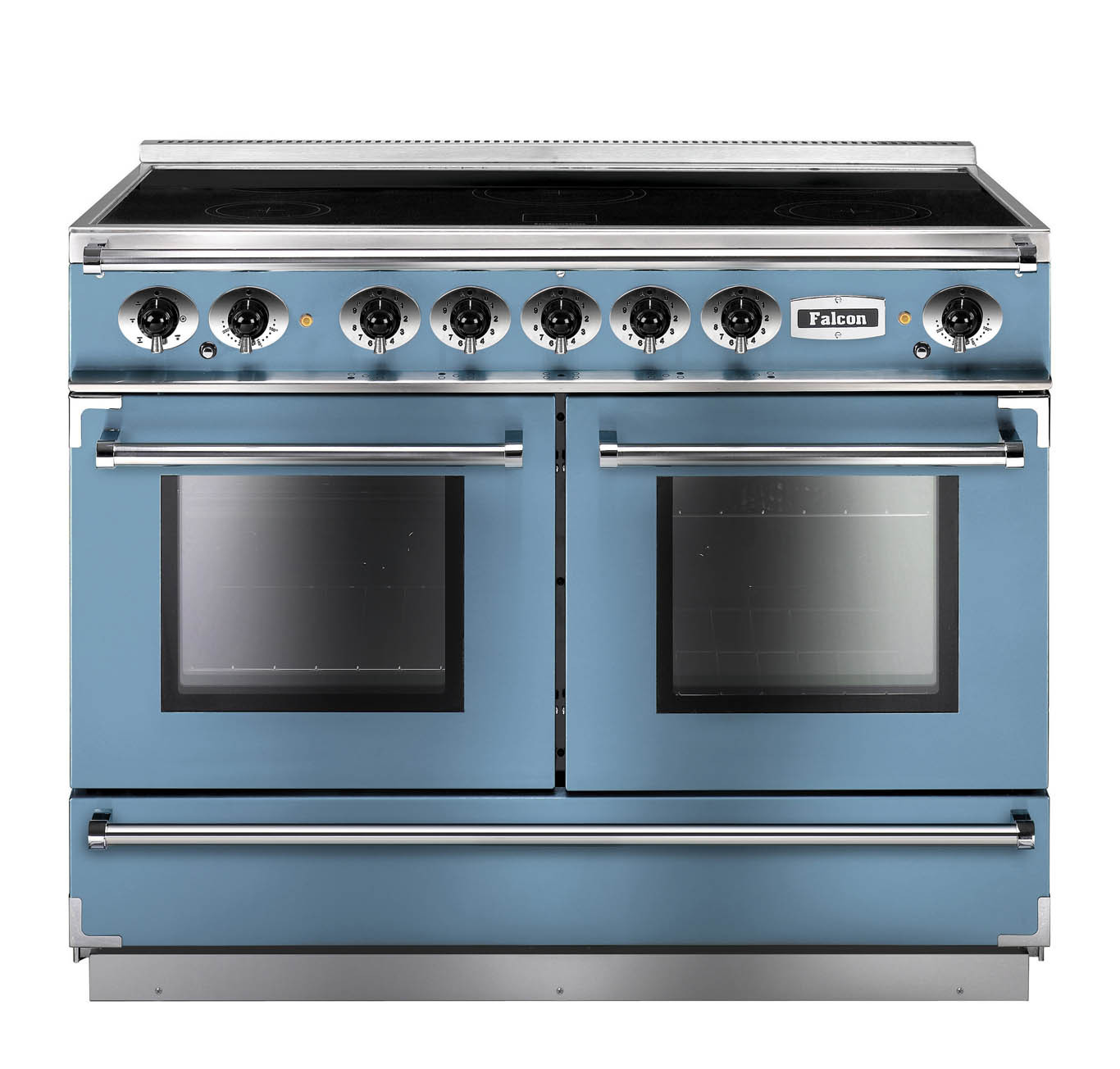Falcon Continental 1092 Induction China Blue Range Cooker