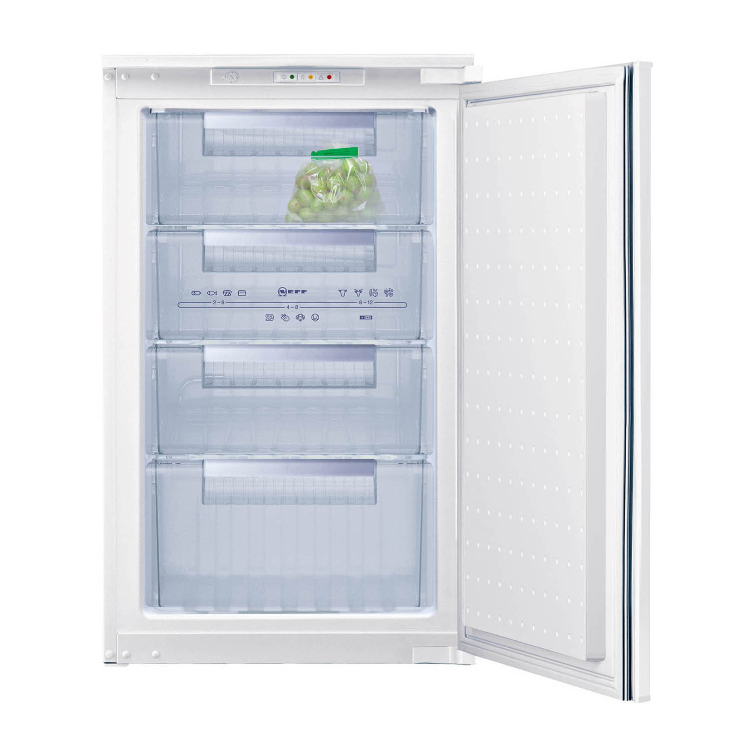 Neff N50 Built-In Fully Integrated 87cm Freezer G1524X7GB