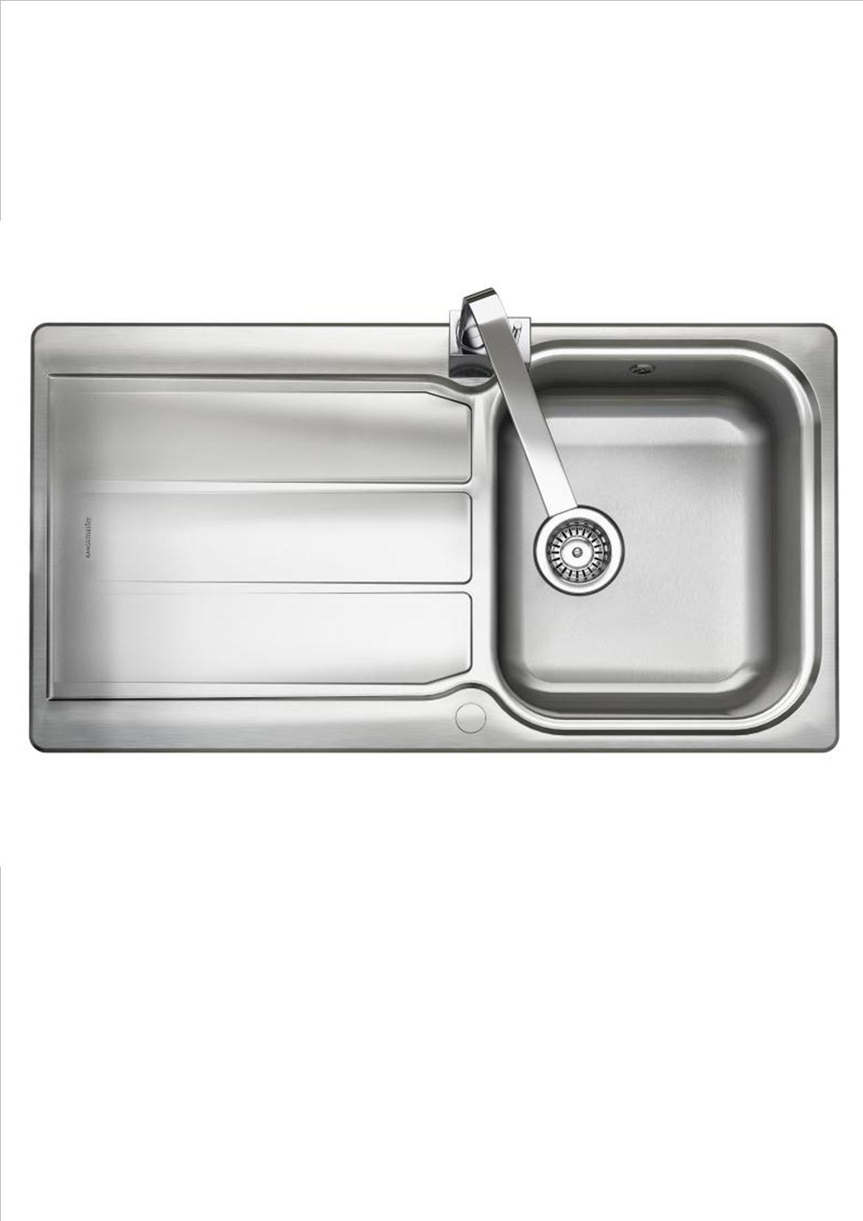 Rangemaster Glendale Single Bowl Sink - GL9501