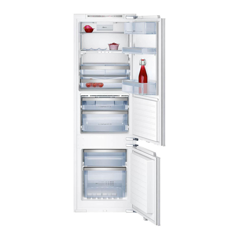 Neff N90 Built-In Fully Integrated 70/30 Frost Free Fridge Freezer K8345X0