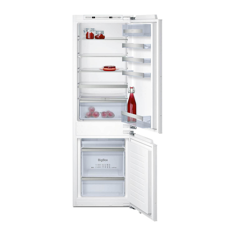 Neff N70 Built-In Fully Integrated 60/40 Fridge Freezer KI6863F30G