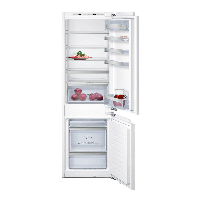 Neff N70 Built-In Fully Integrated 60/40 Frost Free Fridge Freezer KI7863D30G