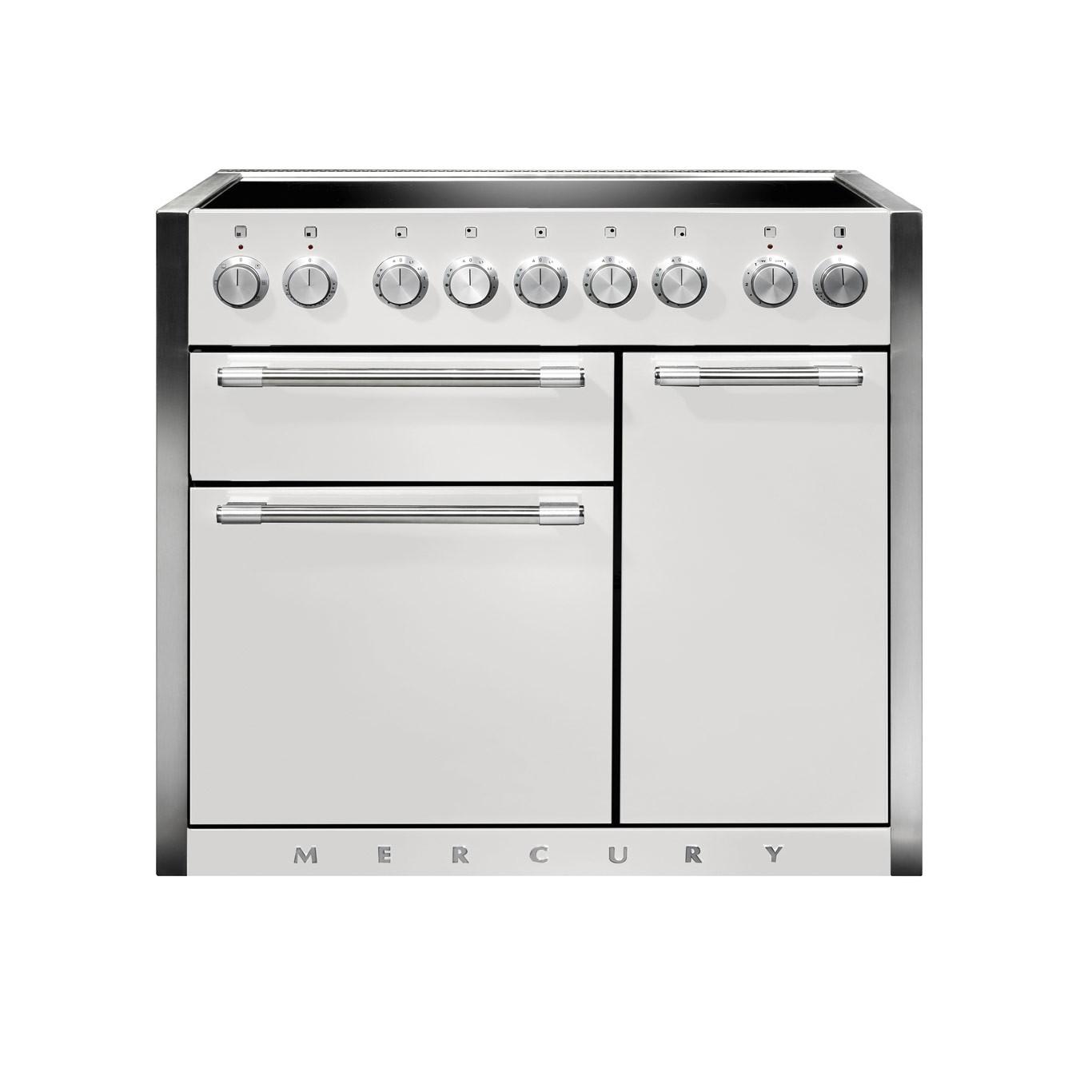 Mercury MCY1000EI Induction Snowdrop Range Cooker