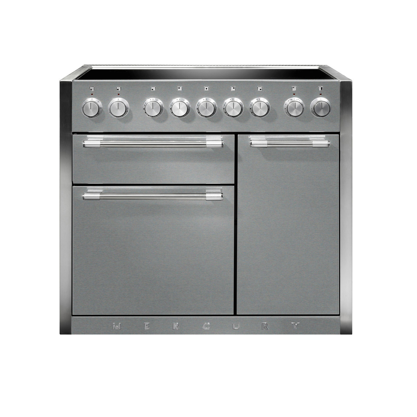 Mercury MCY1000EI Induction Stainless Steel Range Cooker