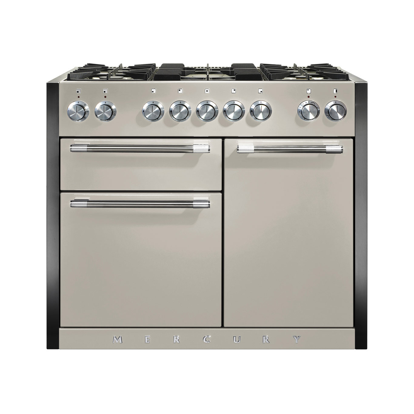 Mercury MCY1082DF Dual Fuel Oyster Range Cooker