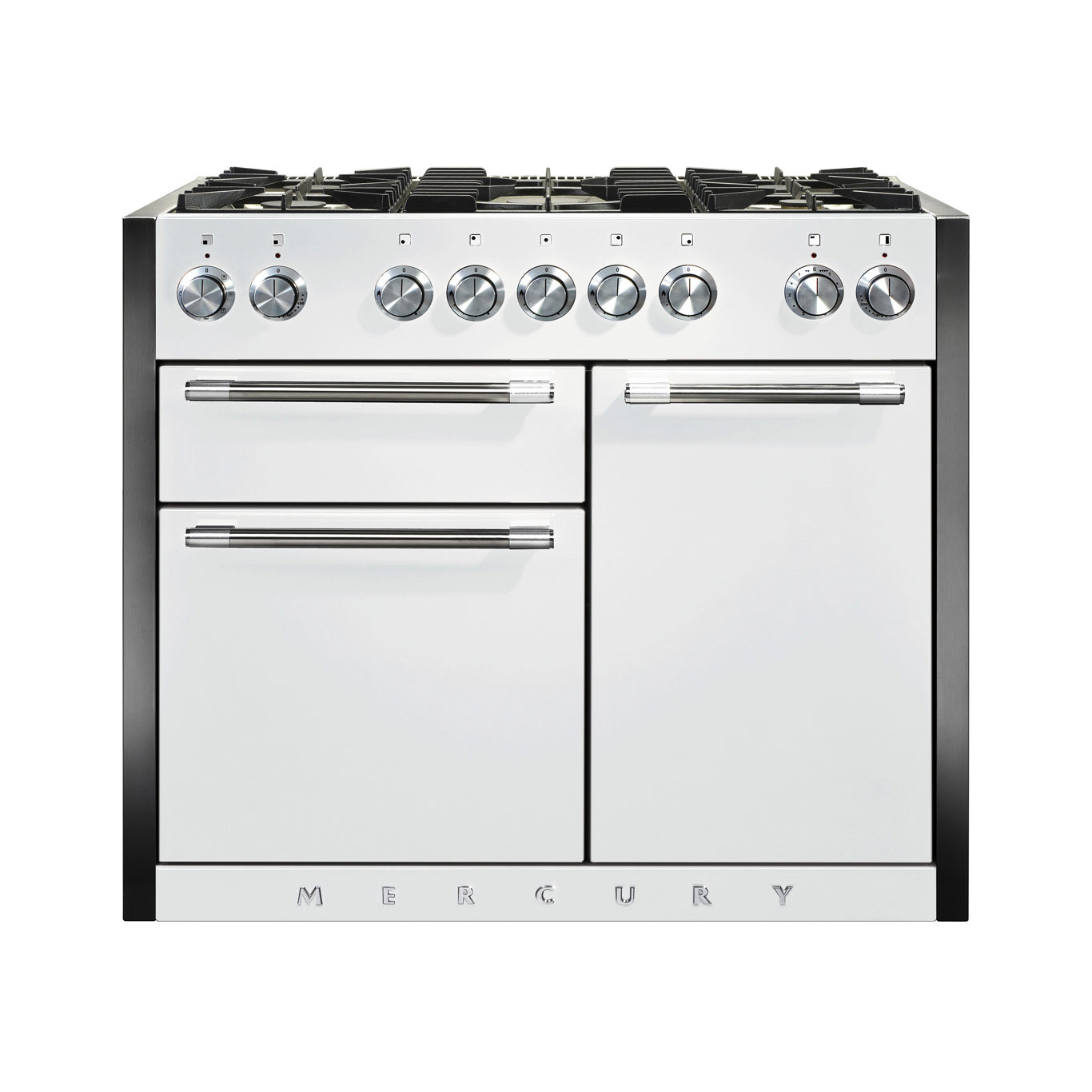 Mercury MCY1082DF Dual Fuel Snowdrop Range Cooker