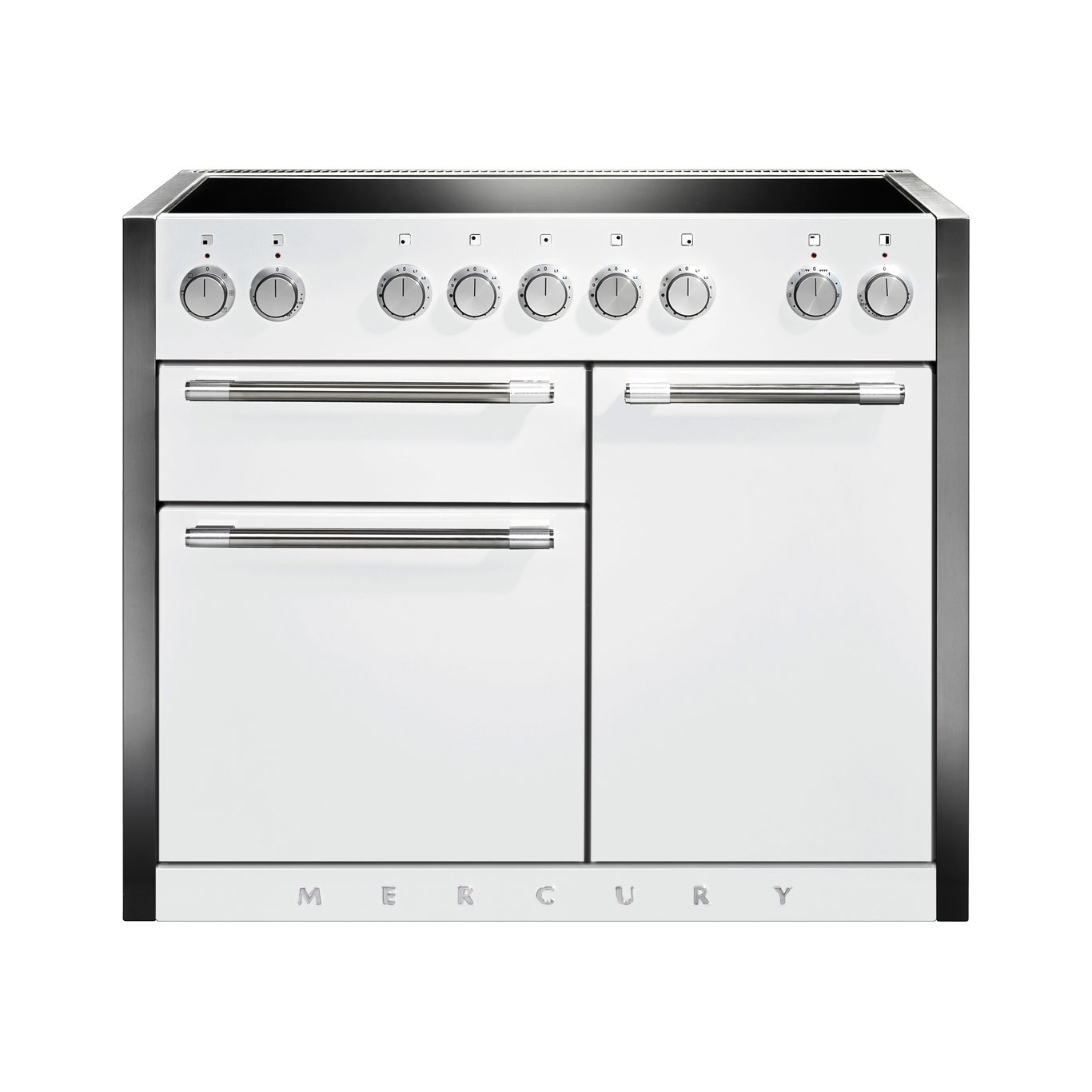 Mercury MCY1082EI Induction Snowdrop Range Cooker