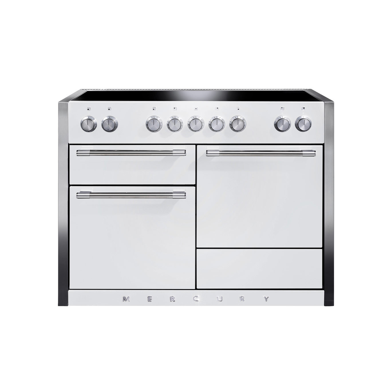 Mercury MCY1200EI Induction Snowdrop Range Cooker