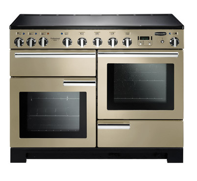 Rangemaster Professional Deluxe 110 Induction Cream Range Cooker PDL110EICR/C 101560