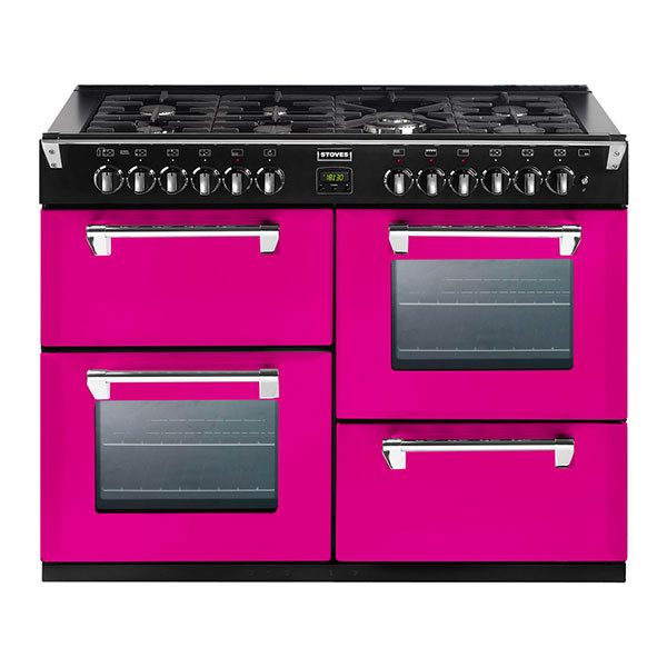 Stoves Richmond 1000GT Floral Burst 100 Gas Range Cooker