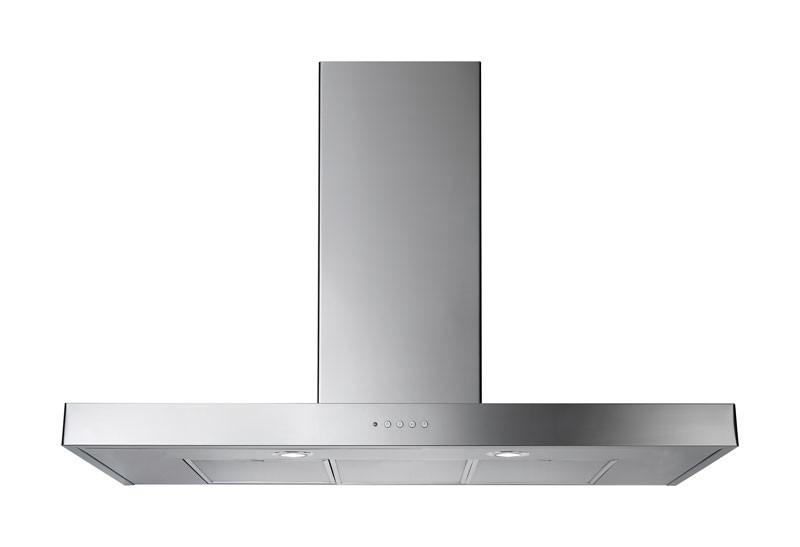 Rangemaster 110cm Flat Hood Stainless Steel UNBHDS110SS/ 105180