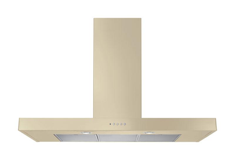 Rangemaster 90cm Flat Hood Cream UNBHDS90CR/ 105340