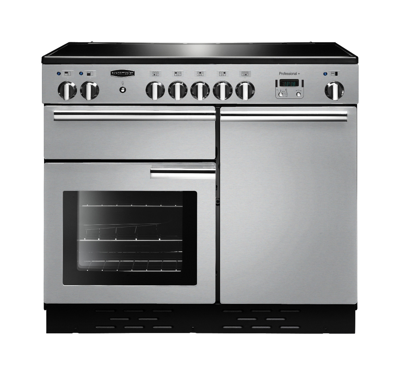 Rangemaster Professional Plus 100 Induction Stainless Steel Range Cooker 96020