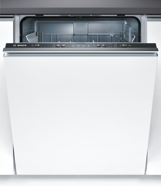 Bosch SMV50C10GB 60 Fully Integrated Black Dishwasher