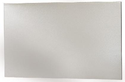 Rangemaster Universal 90cm  Splashback Stainless Steel LEISP90SS/ 63000