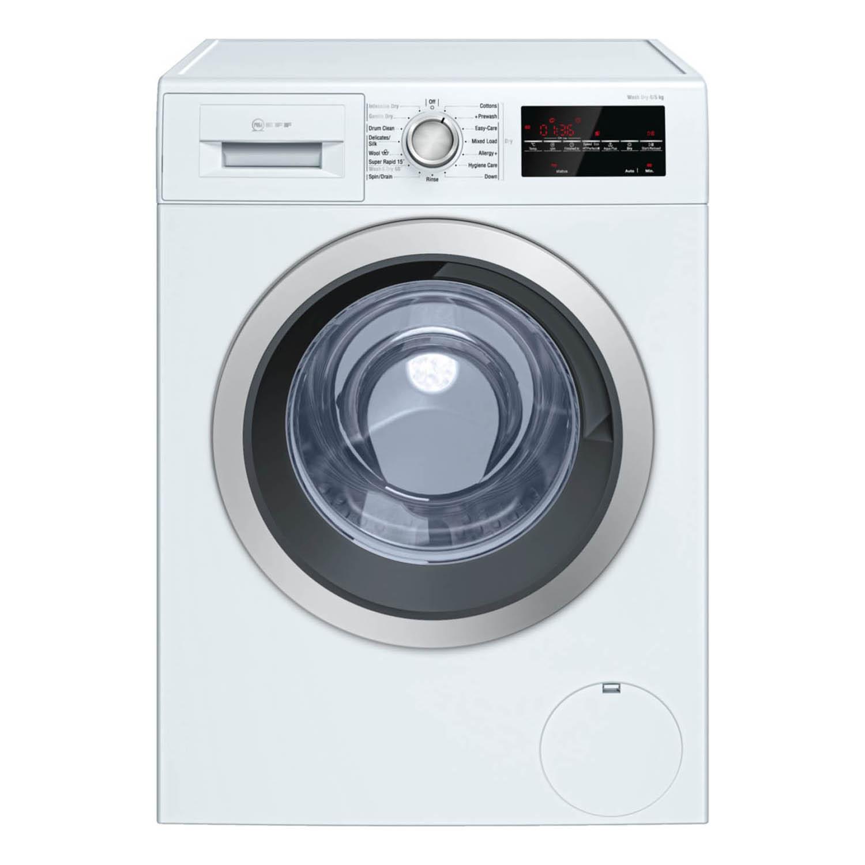 Neff V7446X2GB White Automatic Washer Dryer