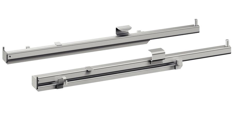 Neff Z11TC10X0 ComfortFlex Single Telescopic Rail