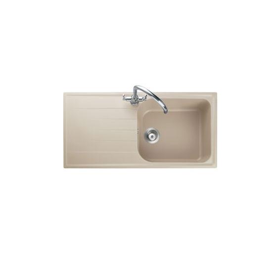 Rangemaster Amethyst Igneous AME1051SN Stone Sink