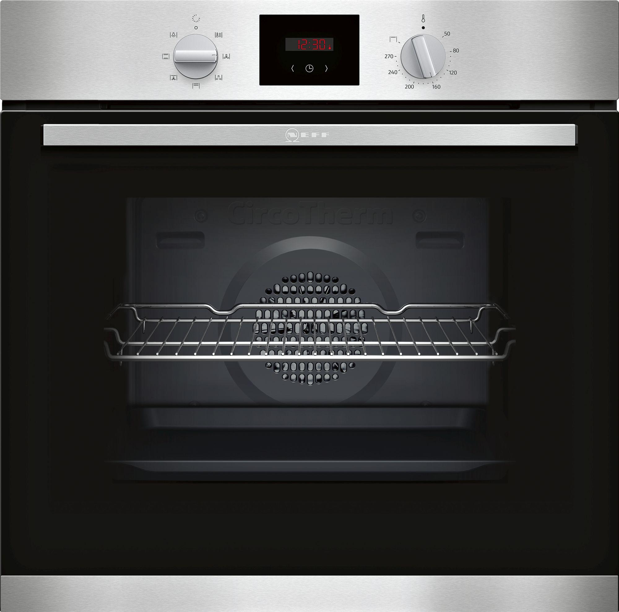Neff N30 Built-In Single Oven B1HCC0AN0B