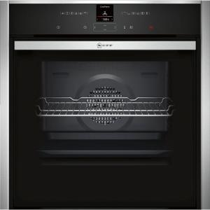 Neff N70 Slide & Hide Pyrolytic Single Oven B57CR23N0B