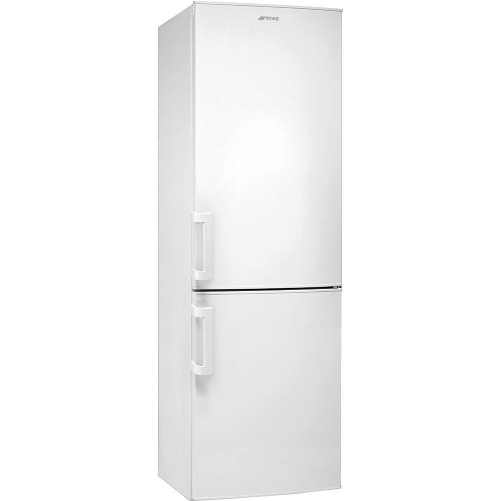 Smeg 60cm White Freestanding 340 Litres A+ Rating Fridge Freezer CF33BP