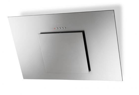 Faber City 80cm Stainless Steel Wall Hood