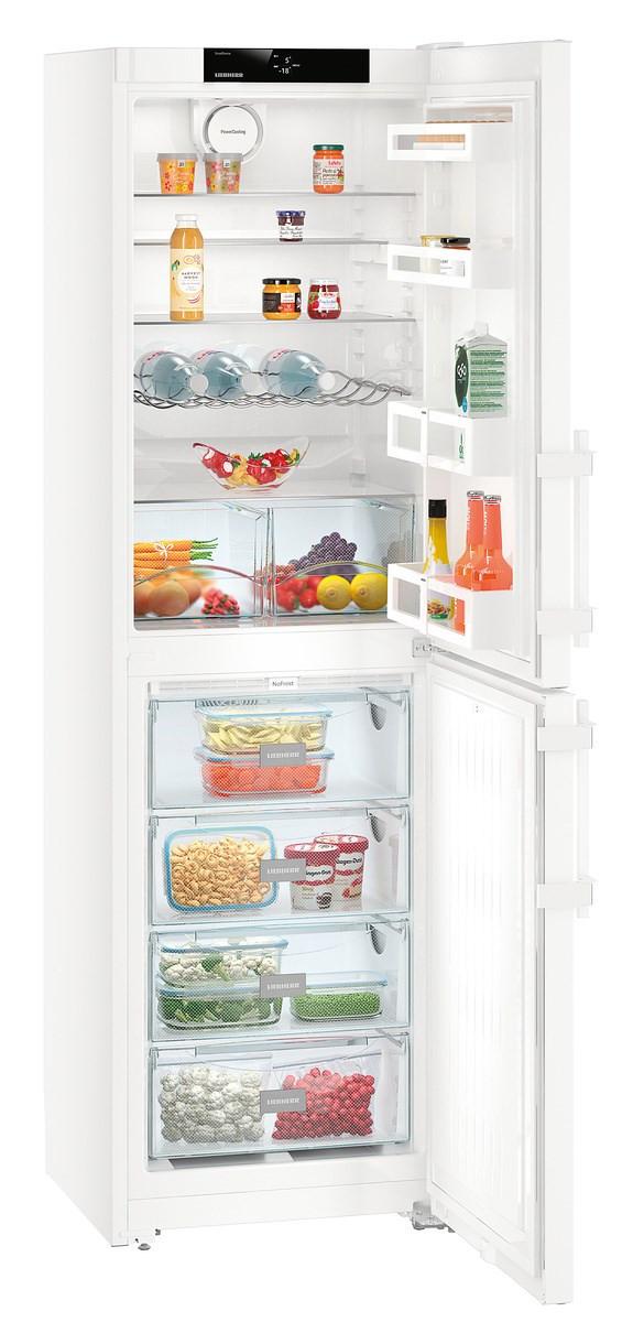 Liebherr CN 3915 Comfort White Fridge Freezer