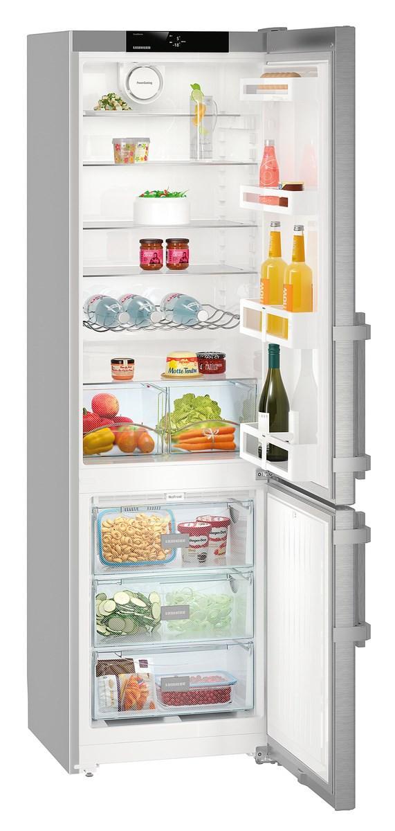 Liebherr CNef 4015 Comfort Stainless Steel Fridge Freezer
