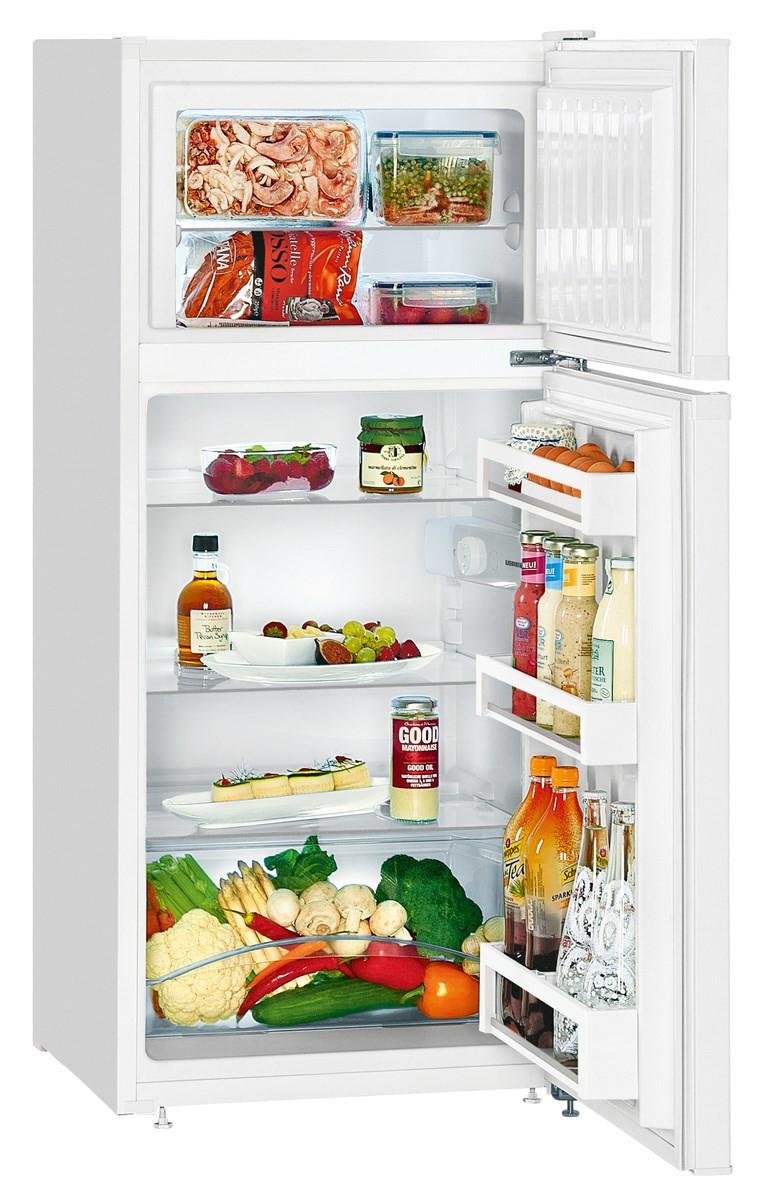 Liebherr CT2131 SmartFrost Top Mount Comfort Fridge Freezer