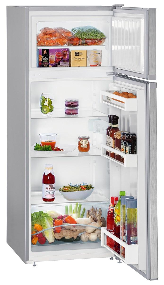 Liebherr CTel2531 SmartFrost Top Mount Comfort Fridge Freezer
