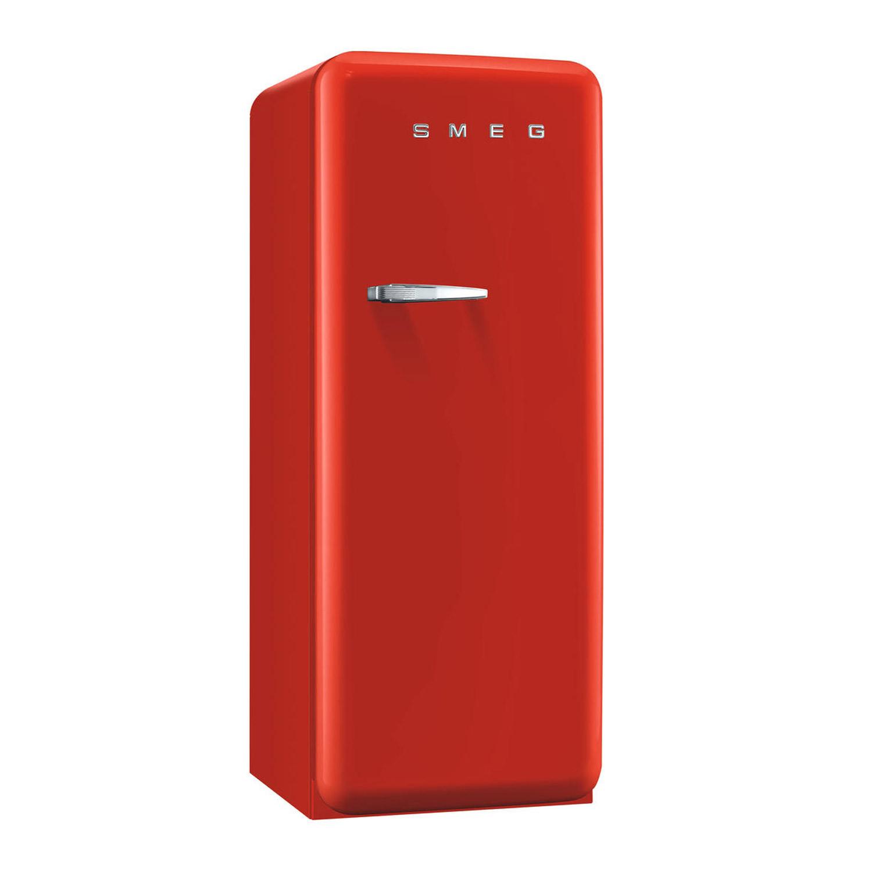 Smeg CVB20RR1 50's Retro Style Red Freezer