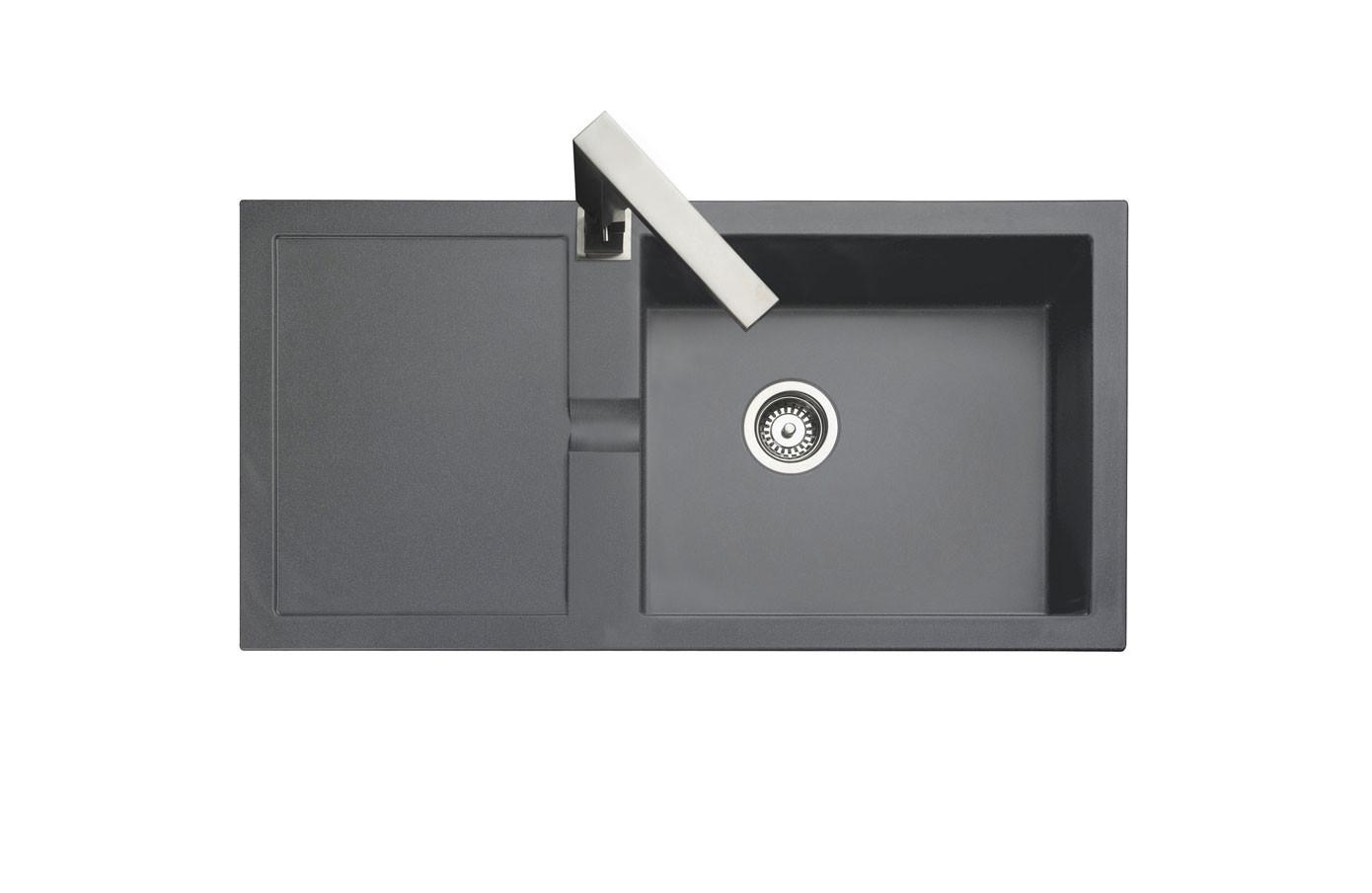 Rangemaster Cubix CX9851GG Grey Granite Sink