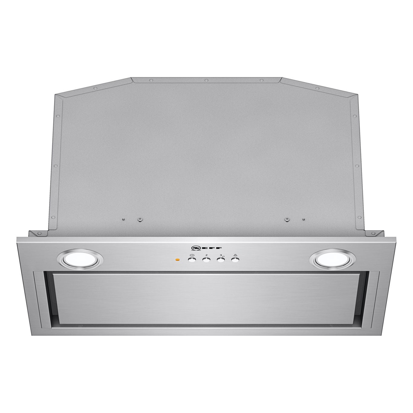 Neff N50 52cm Stainless Steel Canopy Hood D55MH56N0B