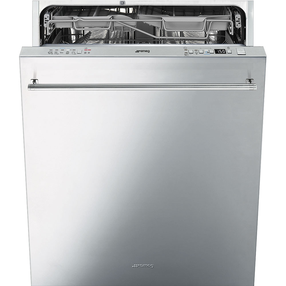 Smeg 60cm Stainless Steel Fully Integrated Dishwasher DI614PSS