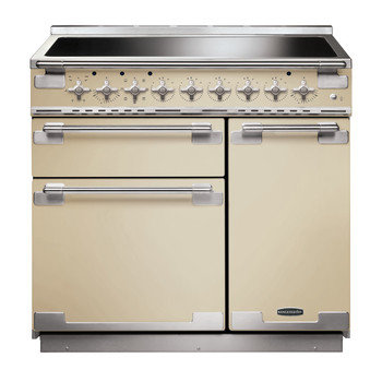 Rangemaster Elise 90 Induction Cream Range Cooker ELS90EICR/ 107900