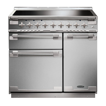 Rangemaster Elise 90 Induction Stainless Steel Range Cooker 10786