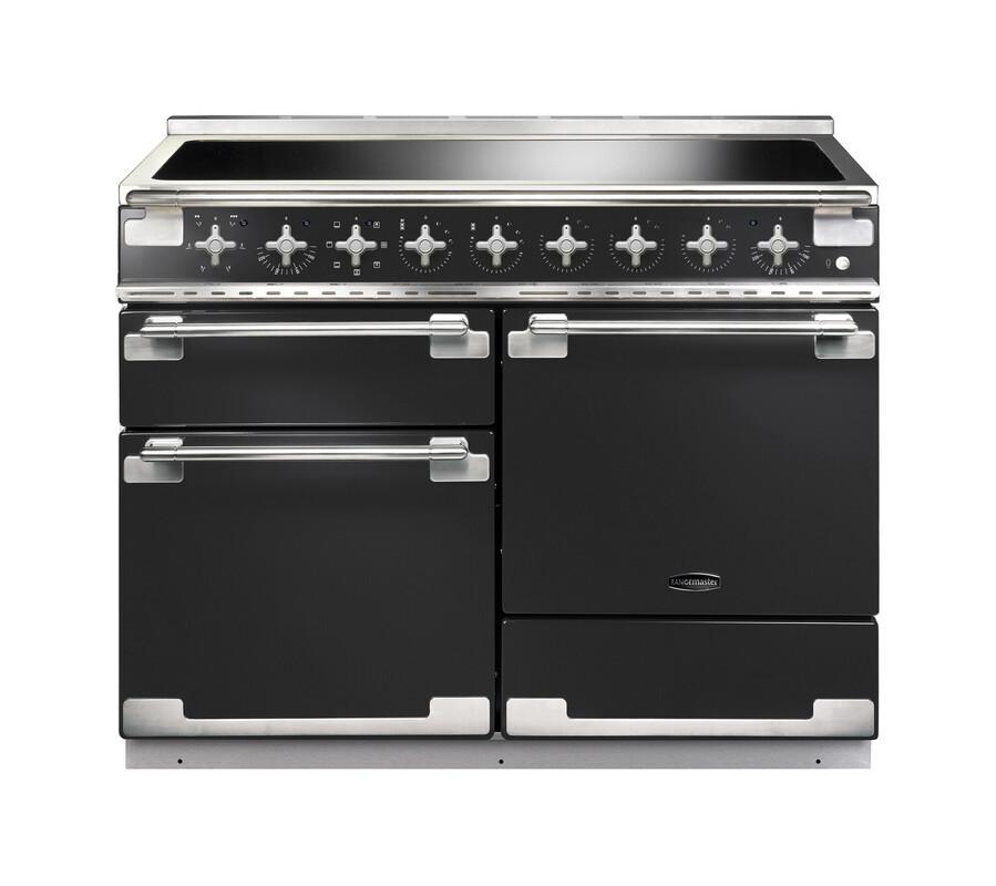 Rangemaster Elise 110 Induction Charcoal Black Range Cooker ELS110EICB/ 100370