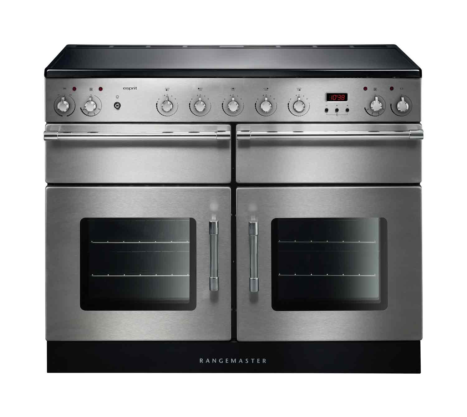 Rangemaster Esprit 110 Induction Stainless Steel Range Cooker ESP110EISS/C
