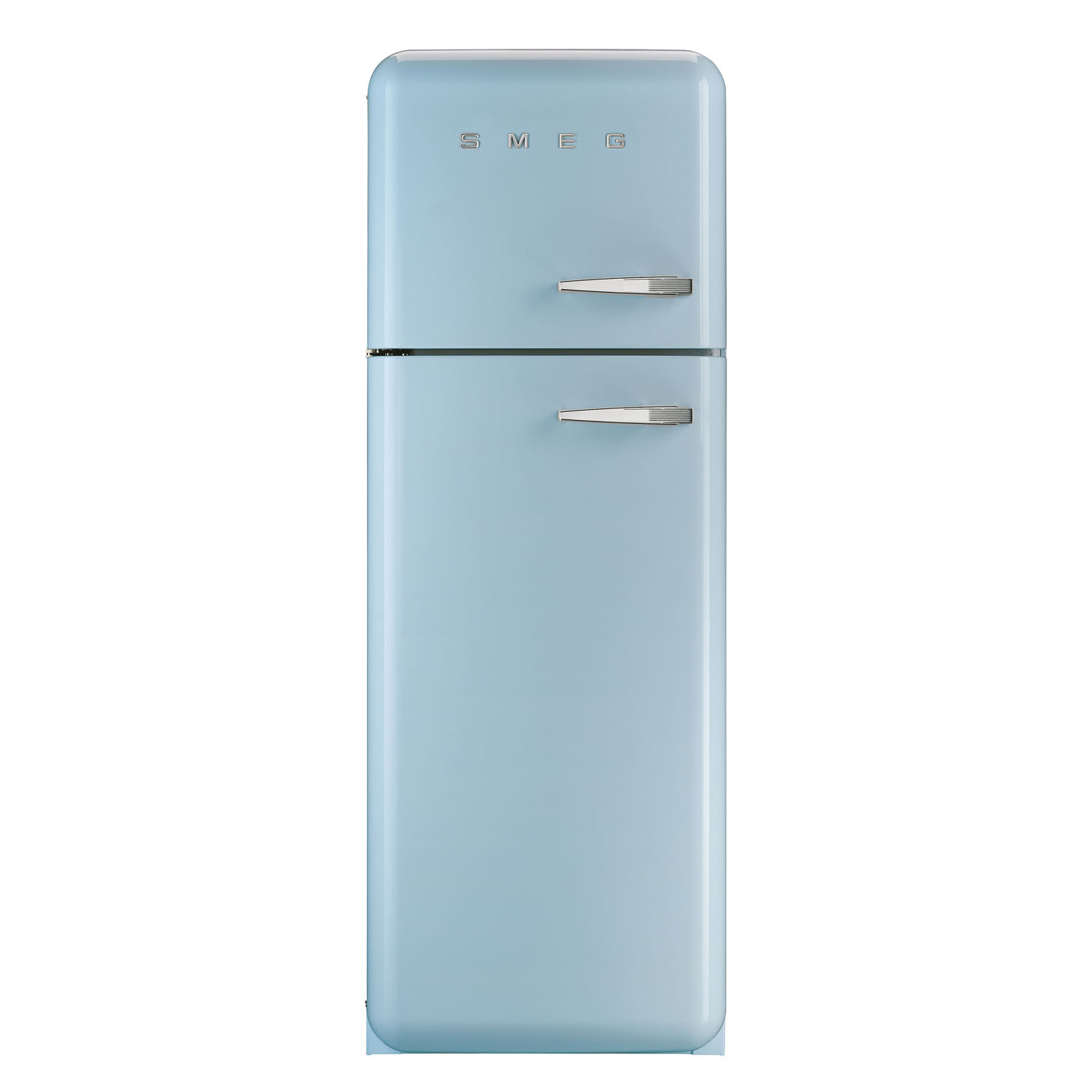 Buy Smeg Fab30lfa 50 S Retro Style Pastel Blue Fridge Freezer Fab30lfa