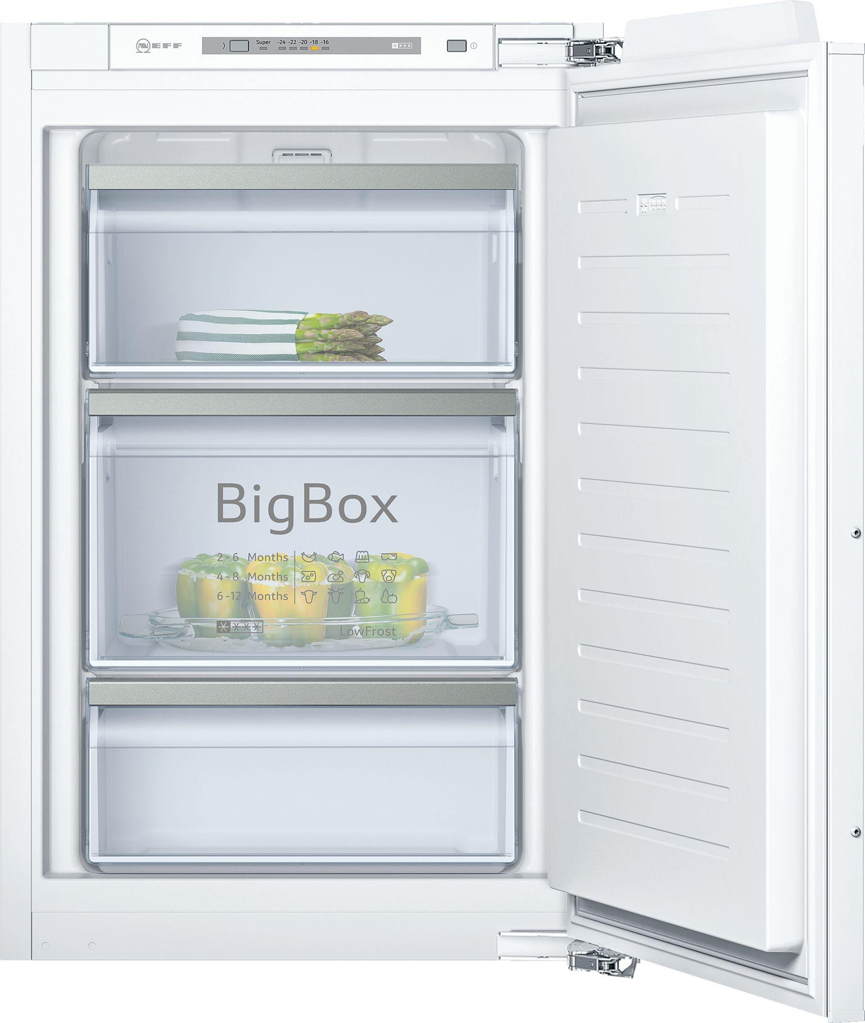 Neff N70 Built-In Freezer 87.4 x 55.8cm GI1216DE0