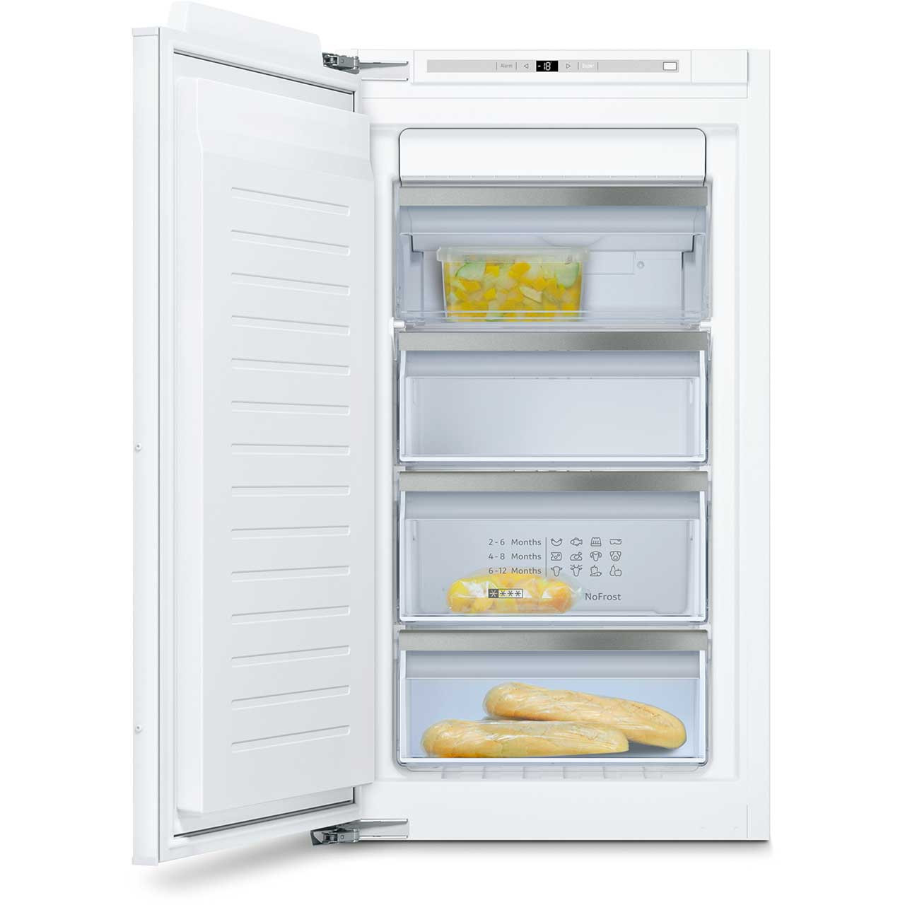 Neff N90 Built-In Fully Integrated Frost Free 102cm Freezer GI7313E30G