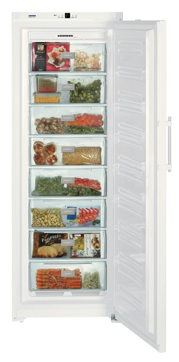 No Frost A. Siemens Iq Nofrost Upright Freezer Transcom Digital Bd ...