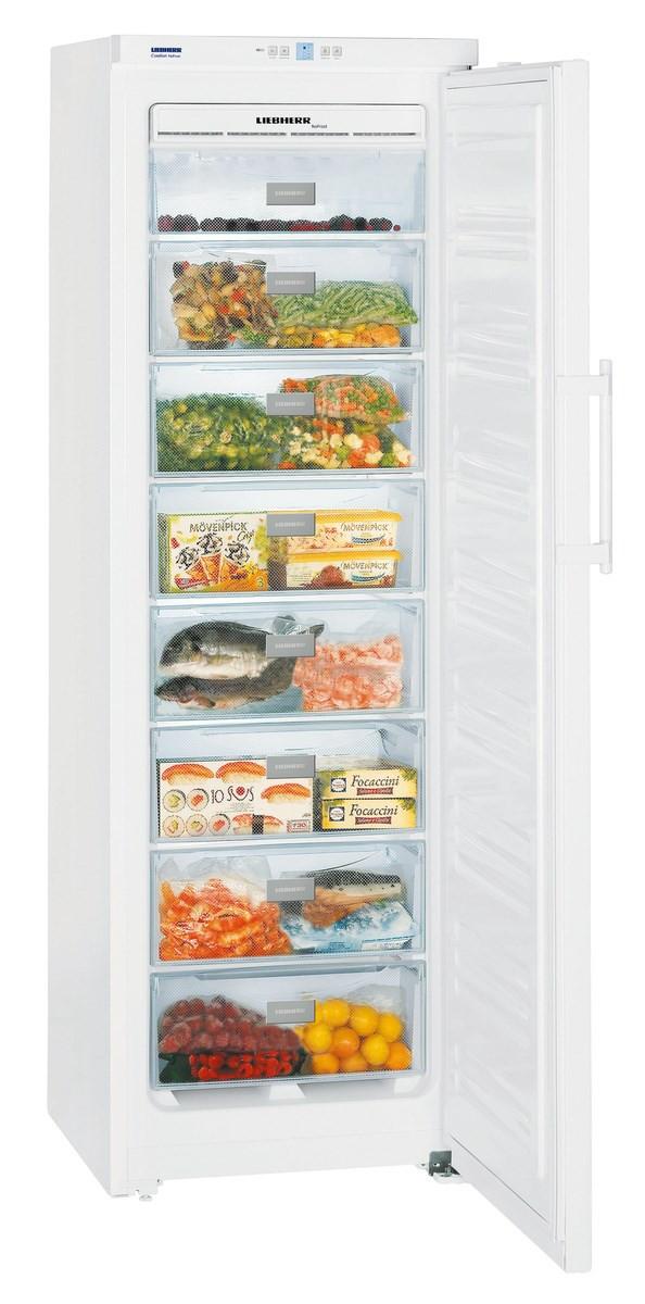 Liebherr GNP 3013 Comfort NoFrost White Freezer