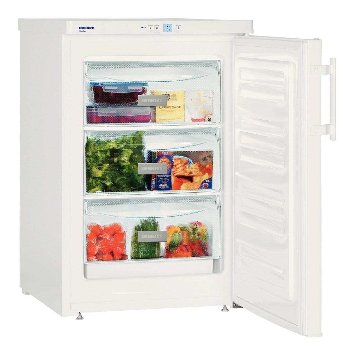 Liebherr GP 1213 Comfort SmartFrost White Freezer