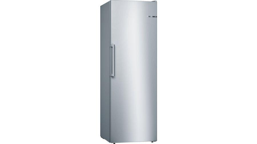 Bosch Serie 4 GSN33VLEP No Frost Freestanding Stainless Steel Upright Freezer