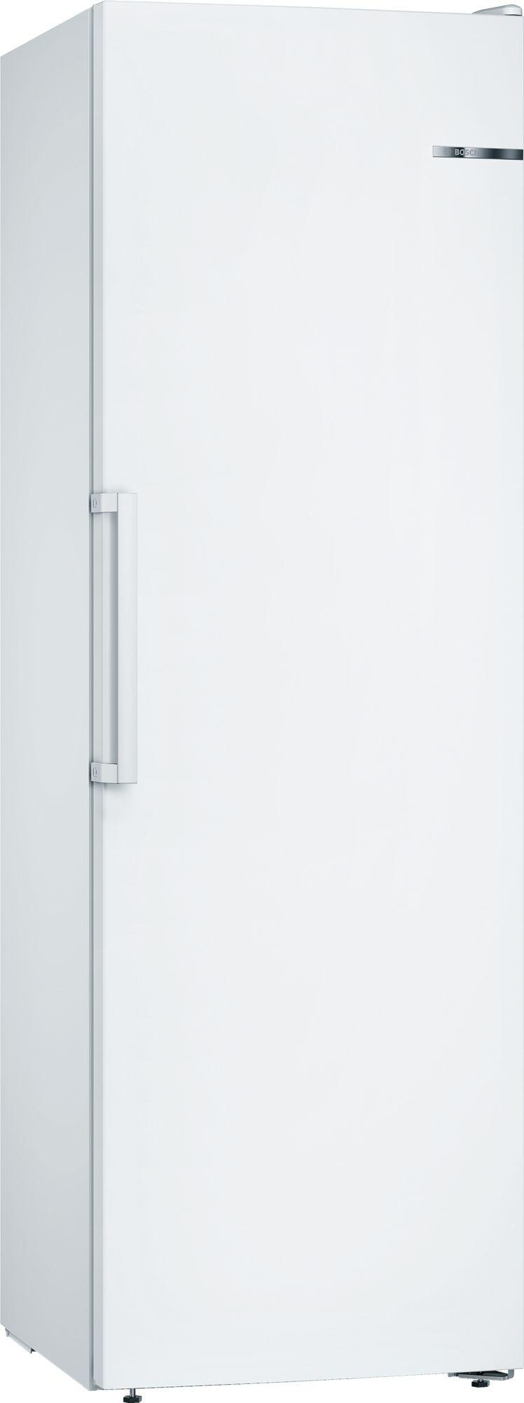 Bosch Serie 4 GSN36VW3VG No Frost Freestanding White Upright Freezer