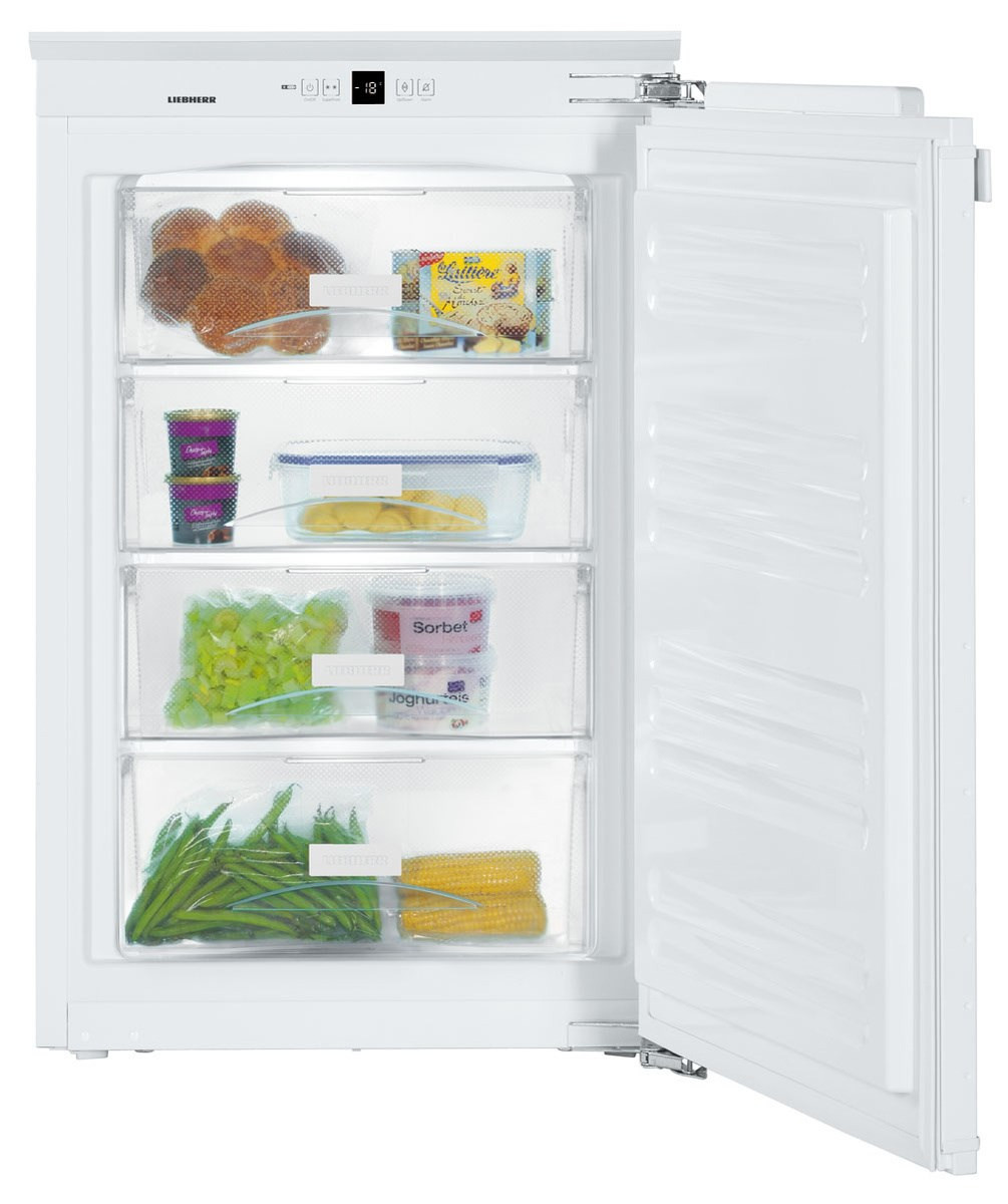 Liebherr IG1624 Built-In Comfort White Freezer