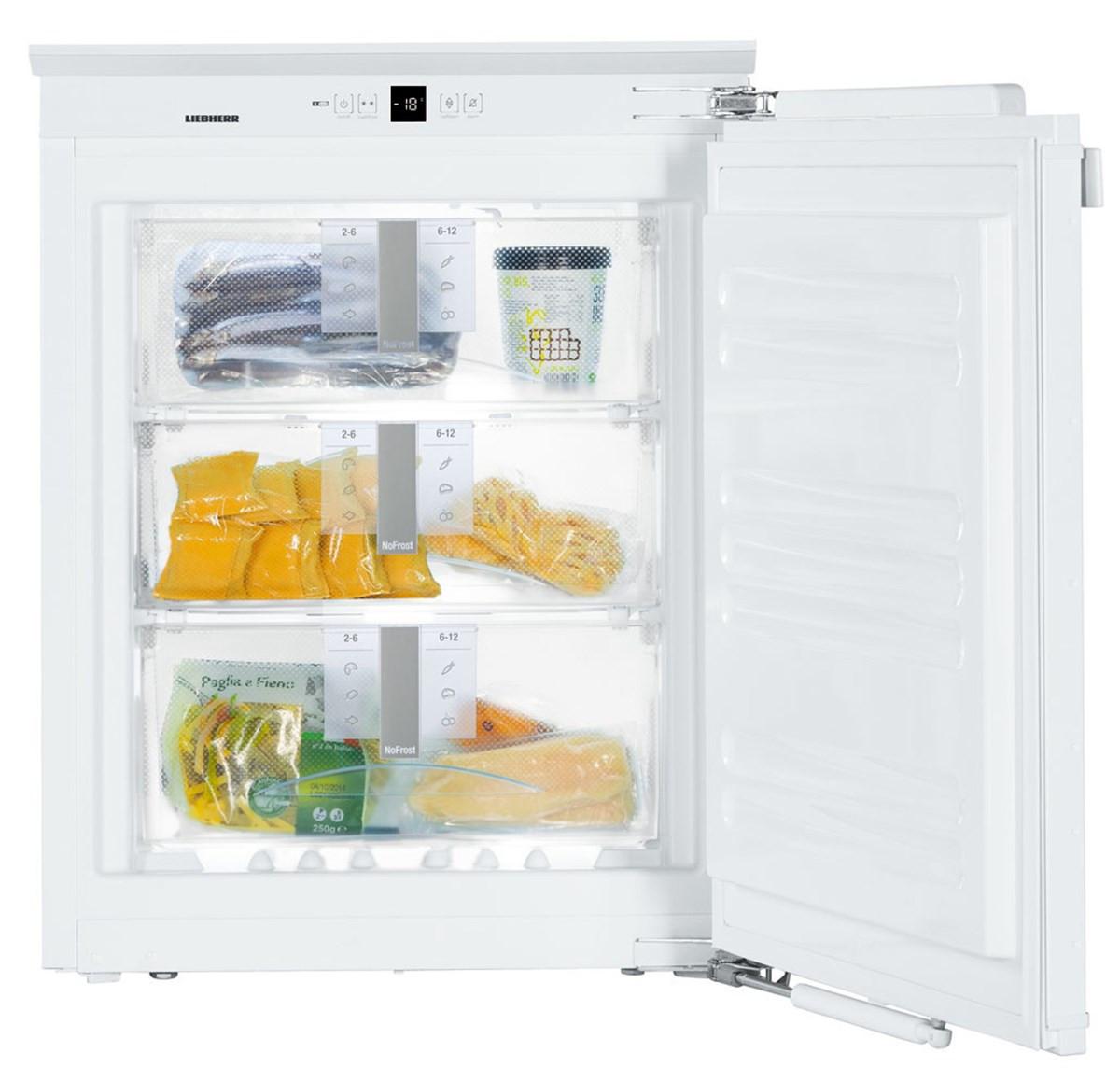 Liebherr IGN1064 Built-In Premium White Freezer
