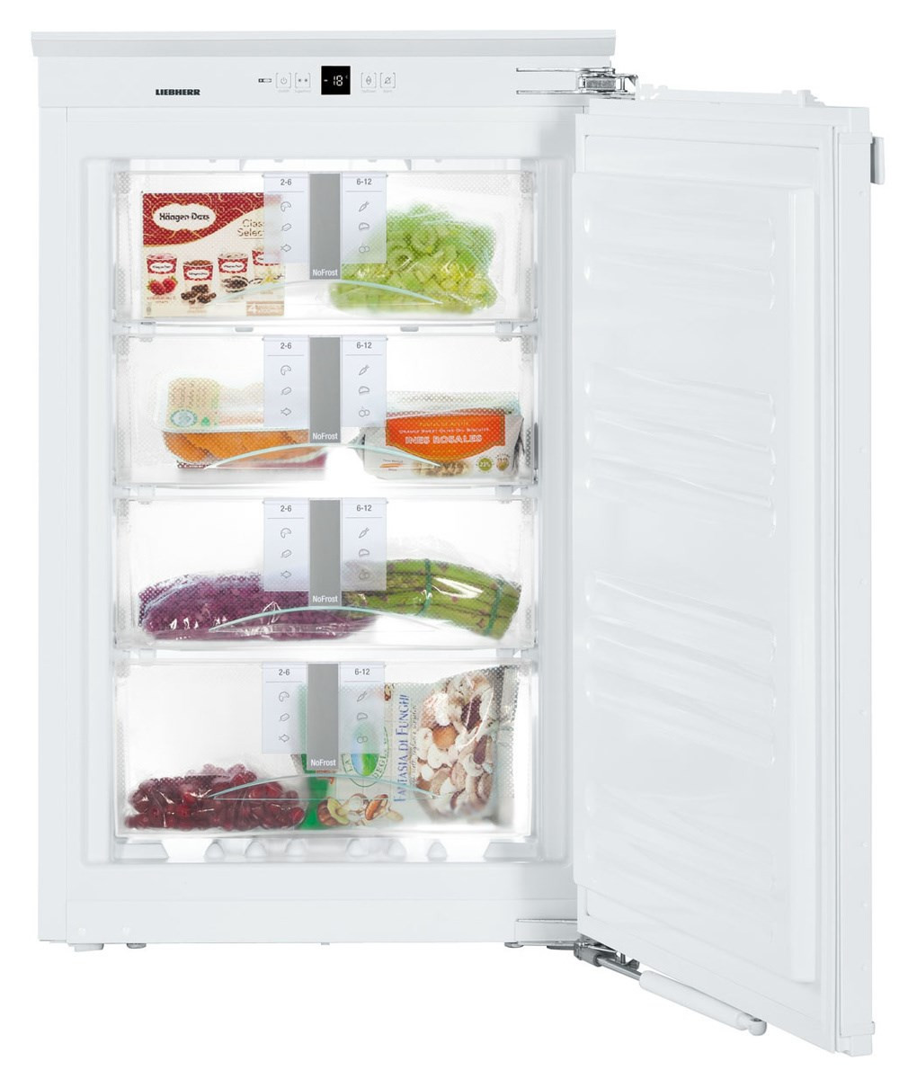 Liebherr IGN1664 Built-In Premium White Freezer